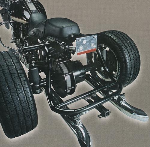 Motor Trikes Trog Kit All Motor Trike Kits Are
