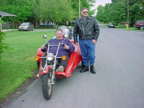 2009 Thoroughbred Stallion Trike Sale