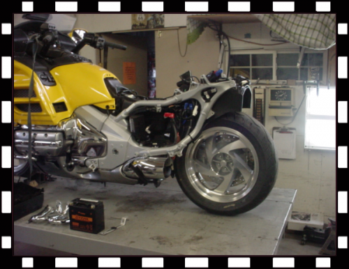 Steps to Building your Motortrike | Leola Motortrike